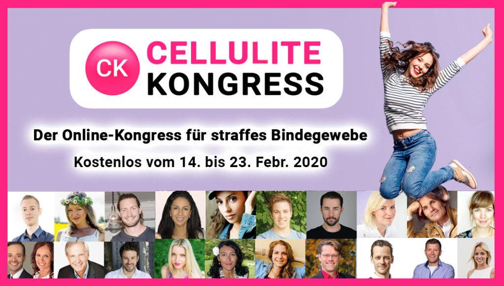 Gratis Online Kongress Cellulite