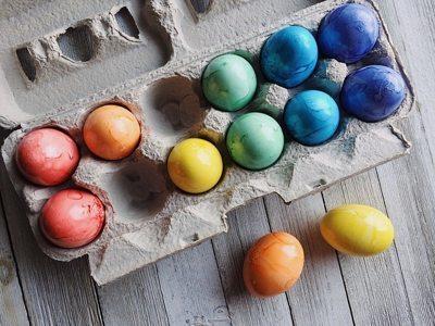 Gesunde Ernährung mit Eiern?
