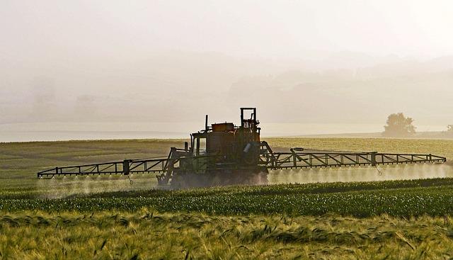 gesunder Ernährung mit Pestiziden möglich?