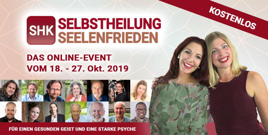 Gratis Online Kongress Selbstheilung & Seelenfrieden